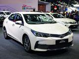 """""""Chốt giá"""" từ 702 triệu đồng cho 5 phiên bản Toyota Altis 2017 nâng cấp"""