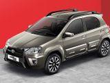 Toyota Etios Cross X-Edition giá siêu rẻ 240 triệu đồng
