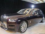 Xe siêu sang Rolls-Royce Phantom 2018 chính thức có mặt tại thị trường  Đông Nam Á