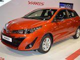 Cận cảnh mẫu xe giá rẻ Toyota Yaris 2018 ra mắt tại Dubai