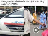 Bệnh viện Bạch Mai đình chỉ công tác 2 bảo vệ chặn xe cứu thương