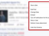 Facebook đã bỏ chức năng xóa status, thay thế bằng ẩn khỏi dòng thời gian?
