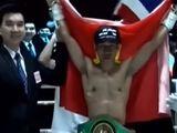 Võ sỹ Việt lần đầu giành đai WBC sau cú hạ knock-out đối thủ chưa đầy 40 giây