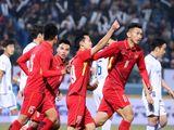 """Cầu thủ U23 VN bị kiểm tra doping ngay sau trận """"địa chấn Châu Á"""""""