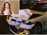 Ca sĩ hải ngoại Hoàng Hải My gặp tai nạn nghiêm trọng tại Mỹ