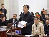 Phiên tòa xét xử bị cáo Đinh La Thăng và đồng phạm: