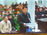 Sáng nay (22/1), Tòa tuyên án đối với bị cáo Đinh La Thăng và đồng phạm
