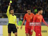 Ai là trọng tài chính trận U23 Việt Nam - U23 Qatar?