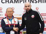 Sau thất bại không ngờ, HLV U23 Qatar nói gì?
