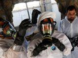 Nga: Phiến quân bỏ lại 40 tấn vũ khí hóa học ở Syria