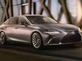 Lexus ES 2019 hé lộ những hình ảnh đầu tiên