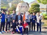 HLV Park Hang Seo bất ngờ gặp xạ thủ Hoàng Xuân Vinh tại Hàn Quốc