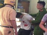 Nhân chứng kể lại vụ cướp tiệm vàng táo tợn ở Hà Nội