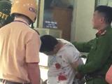 Tin tức - Clip: Công an truy bắt đối tượng cướp tiệm vàng trong đêm ở Hà Nội