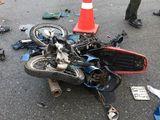 Tin tức - Tai nạn giao thông, nam bảo vệ chết thảm dưới bánh xe ben