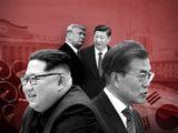 Vì sao ông Kim Jong-un đột nhiên chấp nhận đàm phán với Mỹ, Hàn Quốc?