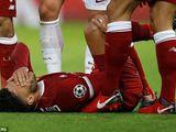 Liverpool nhận 'tin dữ' sau đại thắng 5-2 AS Roma
