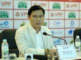Lộ lý do khiến bầu Tú bất ngờ tuyên bố không tranh cử Phó Chủ tịch VFF