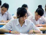 Sở GD-ĐT TP.HCM công bố lịch thi tuyển sinh vào lớp 10 năm 2018