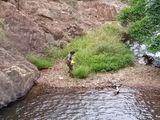 Công an khám nghiệm thi thể nam phượt thủ mất tích trên núi Tà Năng - Phan Dũng