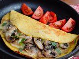 Món ngon mỗi ngày: Thử trứng chiên với nấm
