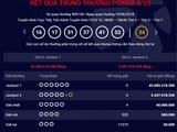 Kết quả xổ số Vietlott hôm nay 21/6/2018: Hồi hộp chơi trò trốn tìm với hơn 42 tỷ