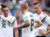 Đức–Thụy Điển: Nhà đương kim vô địch đối diện nguy cơ bị loại từ vòng bảng