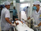Cấp cứu thanh niên ở Hải Phòng bị vỡ lồng ngực, mất tay vì bình gas mini phát nổ