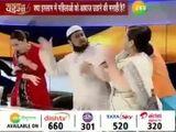 Tin thế giới - Video: Tranh luận lên đỉnh điểm, giáo sĩ Ấn Độ và nữ luật sư tát nhau trên sóng truyền hình