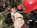 Nạn nhân may mắn sống sót vụ lật xe khách ở Cao Bằng:
