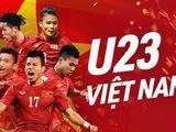 Hé lộ đội hình xuất phát của U23 Việt Nam và U23 Pakistan