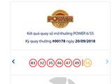"""Kết quả xổ số Vietlott hôm nay 20/9/2018: Jackpot đang """"khủng"""" cỡ nào?"""