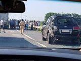 Tài xế Lexus biển 8888 bị tông chết khi dừng xe theo hiệu lệnh CSGT: Lỗi thuộc về ai?