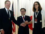 Chiến tranh thương mại Mỹ - Trung: Bắc Kinh đối mặt với mối lo từ liên minh Mỹ - Nhật - EU