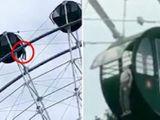 Tin tức - Video: Phát sợ cảnh bé trai 5 tuổi bị kẹp đầu, treo lủng lẳng trên vòng quay mặt trời