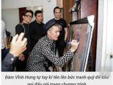 Vụ Đàm Vĩnh Hưng, Lệ Quyên ký tên lên tranh quý: Người trong cuộc lên tiếng
