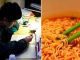 Thói quen ăn mì tôm mỗi đêm, nam sinh chết vì ung thư dạ dày