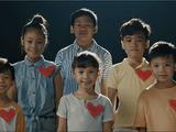 """2,5 tỉ đồng được quyên góp để hỗ trợ mổ tim cho 62 ca mổ tim thông qua MV """"Viết tiếp ước mơ"""""""