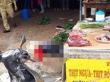 Hé lộ nguyên nhân bất ngờ vụ cô gái bán đậu bị bắn chết giữa chợ