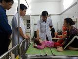 Nguyên nhân gì khiến 142 trẻ nhập viện sau khi ăn buffet?