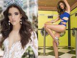 Cận cảnh nhan sắc như thần Vệ nữ của tân Hoa hậu Thế giới
