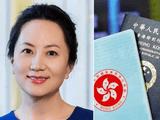 Giám đốc tài chính Huawei được tại ngoại, bị giám sát bằng thiết bị điện tử