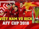 Tin tức - Video: 15 bàn thắng siêu phẩm đưa đội tuyển Việt Nam lên ngôi vô địch AFF Cup 2018