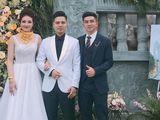 Hé lộ danh tính cô dâu đeo vàng trĩu cổ, tổ chức đám cưới trong lâu đài ở Nam Định