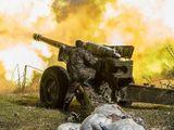 Quân đội Syria ồ ạt nã hỏa lực, tiêu diệt phiến quân ở