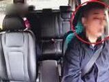 """Tin tức - Video """"sốc"""": Tài xế taxi ngủ gật, gây tai nạn thảm khốc"""