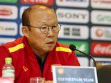 HLV Park Hang-seo khó chịu với câu hỏi về phong độ Quang Hải, chỉ ra vấn đề của U23 Việt Nam