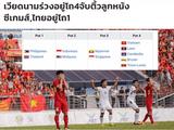 SEA Games 2019 còn chưa bắt đầu, báo Thái đã
