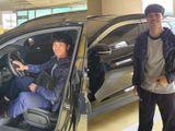 Điều đầu tiên Công Phượng làm sau khi tậu ô tô mới ở Hàn Quốc