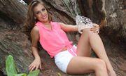 Hoa hậu Hoàn vũ Paraguay 2015 bị tước vương miện vì mang thai
